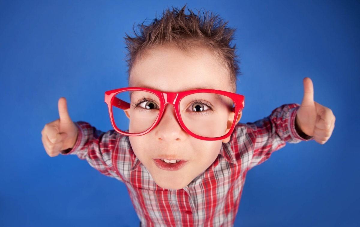 COS Augenoptik Kinderbrille