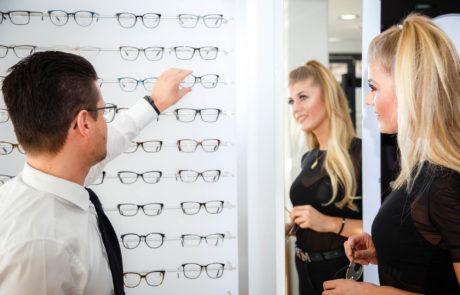 COS Augenoptik - Contactlinsen - Optik - Sehberatung